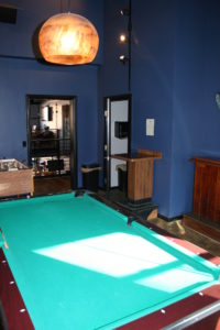 game room -High Cout Pub Lanesboro Minnesota
