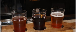 High Court Pub drink flights