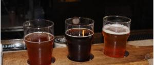 High Court Pub drink flights